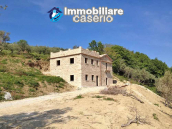 Ancient stone house with 1 hectare of land for sale in Italy, Region Molise 3