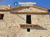 Ancient stone house with 1 hectare of land for sale in Italy, Region Molise 4