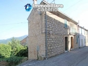 Renovated stone house with garage for sale in Italy, Abruzzo - Village Fraine 1
