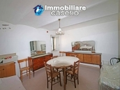Renovated stone house with garage for sale in Italy, Abruzzo - Village Fraine 4