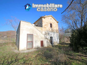 Farmhouse renovated with 5 hectares and terrace for sale in Italy - Village Lupara 2