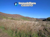 Farmhouse renovated with 5 hectares and terrace for sale in Italy - Village Lupara 3