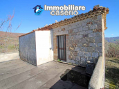 Farmhouse renovated with 5 hectares and terrace for sale in Italy - Village Lupara 4