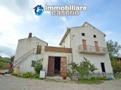 House with large terrace and land for sale in Abruzzo - Village Casalanguida 1