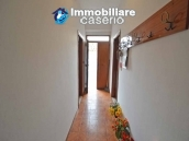 House with large terrace and land for sale in Abruzzo - Village Casalanguida 15