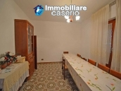 House with large terrace and land for sale in Abruzzo - Village Casalanguida 17