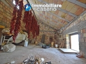 House with large terrace and land for sale in Abruzzo - Village Casalanguida 19