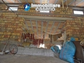 House with large terrace and land for sale in Abruzzo - Village Casalanguida 20