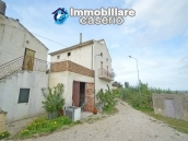 House with large terrace and land for sale in Abruzzo - Village Casalanguida 21