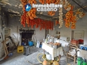 House with large terrace and land for sale in Abruzzo - Village Casalanguida 26