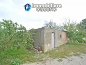 House with large terrace and land for sale in Abruzzo - Village Casalanguida 29