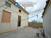 House with large terrace and land for sale in Abruzzo - Village Casalanguida 6
