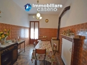 House with large terrace and land for sale in Abruzzo - Village Casalanguida 9