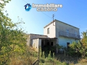 Property with garden for low cost for sale in Abruzzo, Italy - Village Montazzoli 1