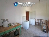 Property with garden for low cost for sale in Abruzzo, Italy - Village Montazzoli 11