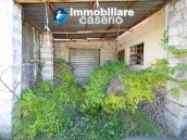 Property with garden for low cost for sale in Abruzzo, Italy - Village Montazzoli 12