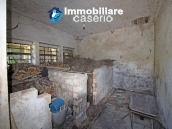 Property with garden for low cost for sale in Abruzzo, Italy - Village Montazzoli 13