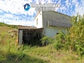 Property with garden for low cost for sale in Abruzzo, Italy - Village Montazzoli 2
