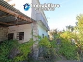 Property with garden for low cost for sale in Abruzzo, Italy - Village Montazzoli 3