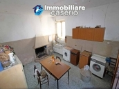 Property with garden for low cost for sale in Abruzzo, Italy - Village Montazzoli 4