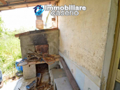 Cottage with sea view and flat land of about 2 hectares for sale in Abruzzo 12