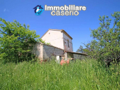 Cottage with sea view and flat land of about 2 hectares for sale in Abruzzo 15