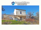 Cottage with sea view and flat land of about 2 hectares for sale in Abruzzo 2