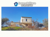 Cottage with sea view and flat land of about 2 hectares for sale in Abruzzo 3