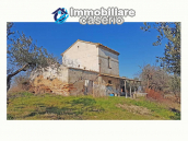 Cottage with sea view and flat land of about 2 hectares for sale in Abruzzo 4