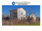 Cottage with sea view and flat land of about 2 hectares for sale in Abruzzo 8