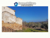 Cottage with sea view and flat land of about 2 hectares for sale in Abruzzo 9