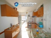 Property with two garages and terrace overlooking the hills for sale in Abruzzo 8