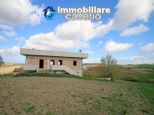 Large detached house with land and terrace for sale in Italy, Molise 3