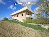Large detached house with land and terrace for sale in Italy, Molise 4