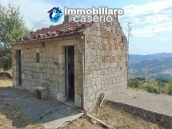 Rustic stone house for sale with two hectares of land Molise, Lucito 2