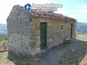 Rustic stone house for sale with two hectares of land Molise, Lucito 3