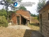 Rustic stone house for sale with two hectares of land Molise, Lucito 4