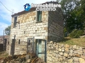 Rustic stone house for sale with two hectares of land Molise, Lucito 5