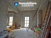 Two buildings with garden and stone henhouse for sale in Italy, Roccaspinalveti 9