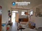 Two buildings with garden and stone henhouse for sale in Italy, Roccaspinalveti 3