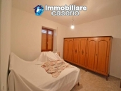 Huge house with a wooden veranda and garage for sale in the Abruzzo region 12