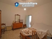Huge house with a wooden veranda and garage for sale in the Abruzzo region 13