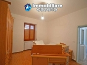 Huge house with a wooden veranda and garage for sale in the Abruzzo region 15