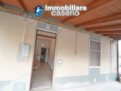 Huge house with a wooden veranda and garage for sale in the Abruzzo region 3