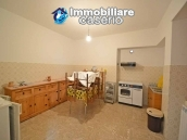 Huge house with a wooden veranda and garage for sale in the Abruzzo region 4
