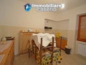 Huge house with a wooden veranda and garage for sale in the Abruzzo region 6