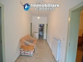 Huge house with a wooden veranda and garage for sale in the Abruzzo region 7