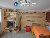 Renovated detached stone house with garden and two garages for sale in Abruzzo 9