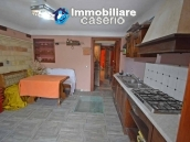 Renovated detached stone house with garden and two garages for sale in Abruzzo 10