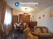 Renovated detached stone house with garden and two garages for sale in Abruzzo 15